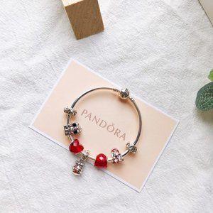 🐯Pandora Jewelry 'Christmas Gift' Bracelet